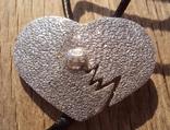 Оригинальное ожерелье, серебро 925, Италия., фото №7