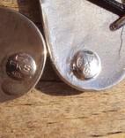 Оригинальное ожерелье, серебро 925, Италия., фото №11