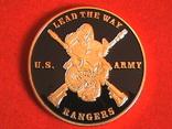 Airborne US.Army ranger - жетон медаль, фото №2