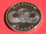 Airborne US.Army ranger - жетон медаль, фото №6