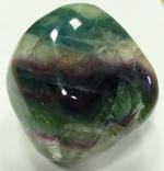 Образец в коллекцию минералов. Флюорит. Галтель флюорита., фото №2