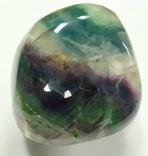 Образец в коллекцию минералов. Флюорит. Галтель флюорита., фото №7