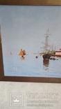 Картина 75.5х40.5см., фото №9