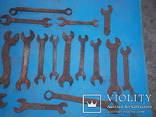 Набор инструментов...ЗАТИ,CHROM VANADIUM,VANADIA,КИЕВ,MATADOR..., фото №6