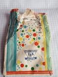 Конфетти из СССР (розпакованая пачка) Ржевский ГПК, фото №4
