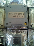 Микросхемы Б7 47ХМ1-000-2. Новые 27 штук., фото №4