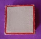 Коробка для ювелирки. Производство СССР., фото №9