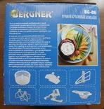 Ручной кухонный комбайн Bergner  Новый, фото №2