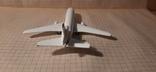 Самолет металический Douglas ds -10 Majorete, фото №6
