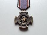 Медаль FUR VERDIENSTE IM LUFTSCHUTZ 1938.копия, фото №3