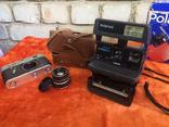 "Фотоаппарат ""полароид"", объектив индустар - 61 Л/Д, Тушка FED 3, кожаный чехол для FED 3, фото №2"