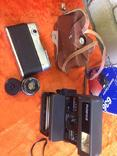 "Фотоаппарат ""полароид"", объектив индустар - 61 Л/Д, Тушка FED 3, кожаный чехол для FED 3, фото №5"