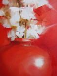 """Голубятникова Я.В. """"Веточки абрикоса"""" 160см х 40см, фото №4"""