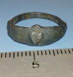 Перстень с сердечком, фото №6