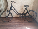 Велосипед старый МВЗ 1930-1940-гг, фото №2