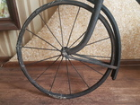 Велосипед старый МВЗ 1930-1940-гг, фото №3