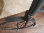 Велосипед старый МВЗ 1930-1940-гг, фото №6
