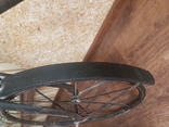 Велосипед старый МВЗ 1930-1940-гг, фото №7