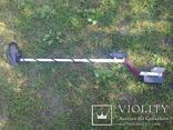Металлоискатель Кощей 4И с противоударной катушкой 200 миллиметров на аккумуляторе, фото №3