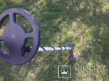 Металлоискатель Кощей 4И с противоударной катушкой 200 миллиметров на аккумуляторе, фото №4