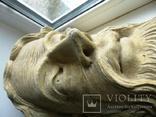 Полихромная скульптура. Голова ( частина Амвона ), фото №11