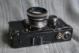 Фотоаппарат Contax № X 62436, Sonnar 2/5 cm № 1518461 №3, фото №3