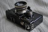Фотоаппарат Contax № X 62436, Sonnar 2/5 cm № 1518461 №3, фото №4