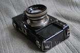 Фотоаппарат Contax № X 62436, Sonnar 2/5 cm № 1518461 №3, фото №5