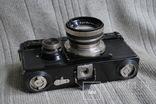 Фотоаппарат Contax № X 62436, Sonnar 2/5 cm № 1518461 №3, фото №7