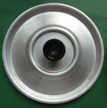 Сковорода и дуршлаг ( алюминий , карболит .), фото №3