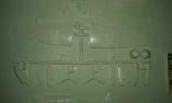 Британский торпедоносец-бомбардировщик Bristol Beaufort 1:72, фото №9