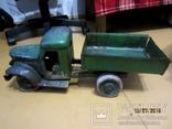 Жестяной грузовик ЗИС-150, фото №4