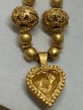 Новые серьги+ожерелье в наборе компании из Германии Jewelry earring, фото №7
