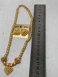 Новые серьги+ожерелье в наборе компании из Германии Jewelry earring, фото №10