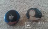 2 значка The Doors, фото №2