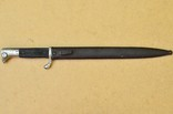 Парадный штык КС 98, клеймо Eickhorn Solingen, Вермахт, фото №3