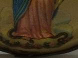 Икона образок или оберег старинная, фото №4