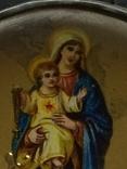 Икона образок или оберег старинная, фото №5