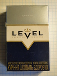 Сигареты LEVEL