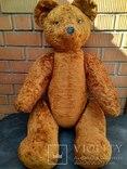 Медведь 1м10см х 60 см., фото №9