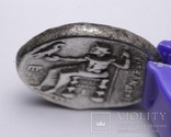 Срібна тетрадрахма Александра ІІІ Великого, 336-323 до н.е., фото №11