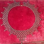 Колье из бисера, фото №2