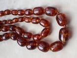 Бусы из янтаря, 100 грамм, фото №3