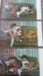 Серия открыток до 1917г.6 штук, фото №3