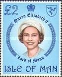 Остров Мэн 1981 королева, фото №2