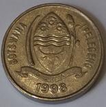Ботсвана 10 тхебе, 1998 фото 2