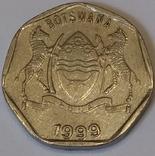 Ботсвана 25 тхебе, 1999 фото 2
