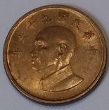 Тайвань 1 долар, 2007