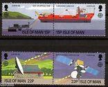 Остров Мэн 1988 Европа СЕПТ Транспорт, фото №2