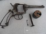 Револьвер Лефоше, 19 век. ММГ, фото №6